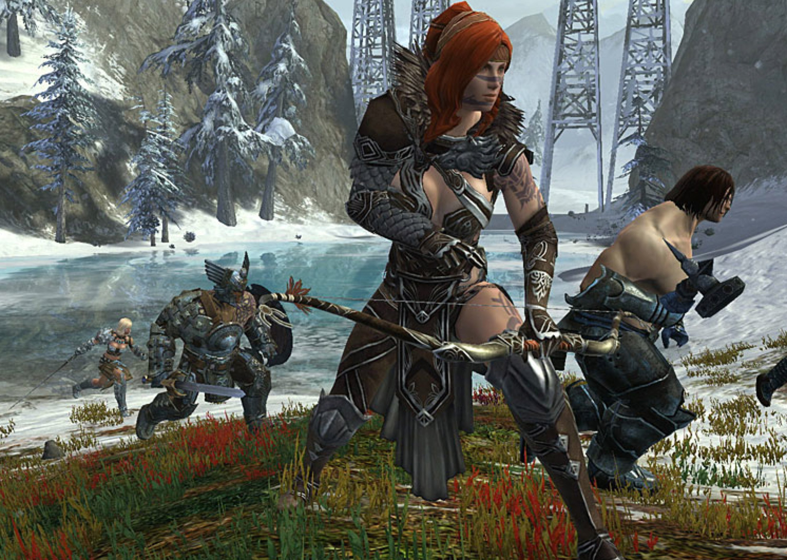 Guild Wars 2 Oceanic Servers: Petition | The Oceanic Gamer