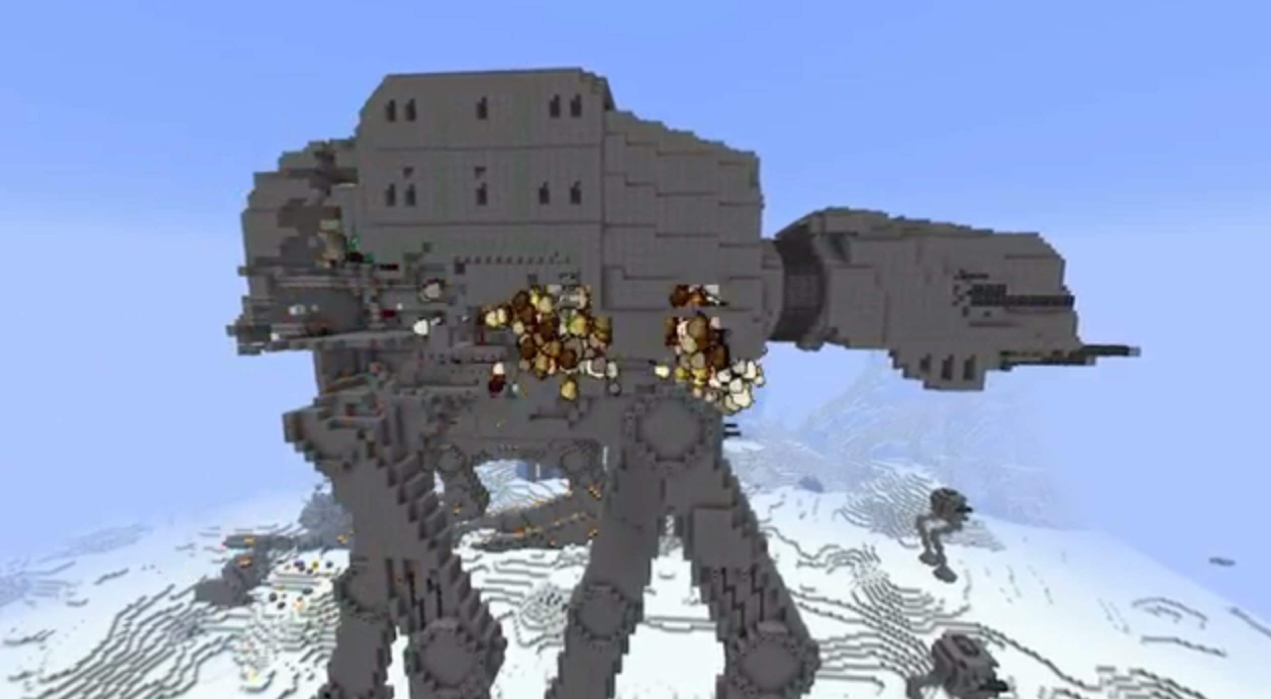 Minecraft And Star Wars New Map To Download - Coole maps fur minecraft zum downloaden