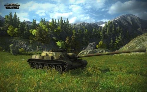 World of Tanks Tank Destroyer