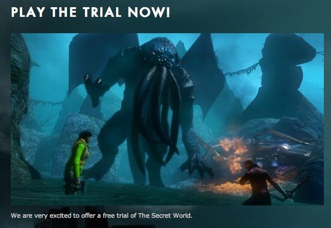 The Secret World: Free 3-Day Trial On Offer | The Oceanic Gamer
