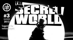 The Secret World Issue #3