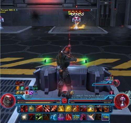 imperial agent sniper build