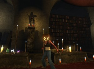 Secret World Halloween
