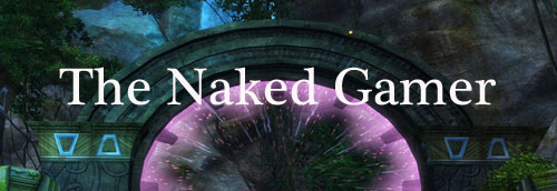 The Naked Gamer