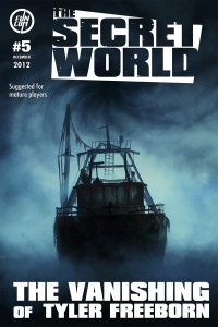 The Secret World Issue #5