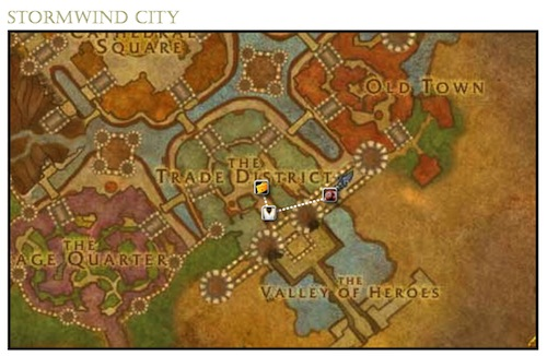 WoW Zone By Achievement Guide Part 2 Stormwind And Stranglethorn