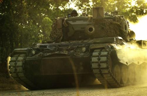 1st Armoured Regiment