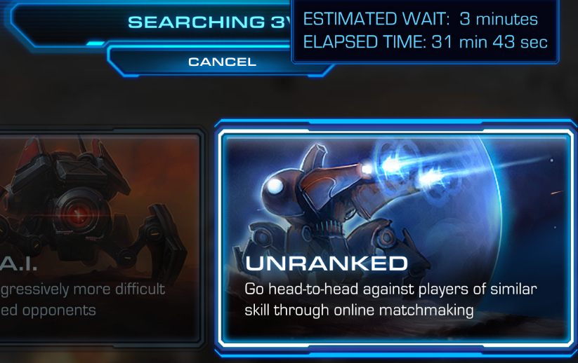 Starcraft 2 4v4 matchmaking